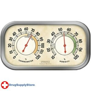 PE Humidity Meter & Thermometer Combo