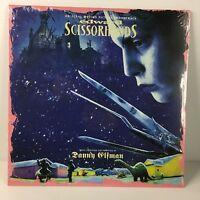 Edward Scissorhands [Original Motion Picture Soundtrack] by Danny Elfman LP NEW