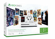 Microsoft 234-00347 Xbox One S 1 TB Starter Gaming Console Bundle