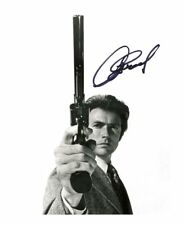 CLINT EASTWOOD SIGNED AUTOGRAPHED A4 PP PHOTO POSTER 3