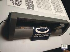 Roland Camm 1 Pc 50 Vinyl Cutter Plotter Mint Condition