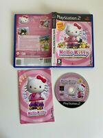 Hello Kitty Roller Rescue - Playstation 2 PS2  - Complete - VGC - Free P&P