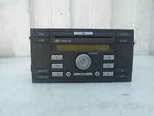 2005 FORD FOCUS C-MAX 5DR RADIO CD PLAYER UNIT 5M5T-18C815-FA NO CODE