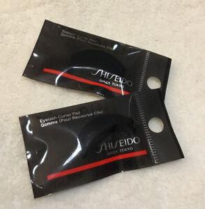 Shiseido Eyelash Curler Pad Gomme X2 New & Sealed
