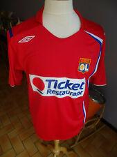SIZE XL Olympique Lyonnais Lyon OL France 2006-2007 Away Football Shirt Jersey