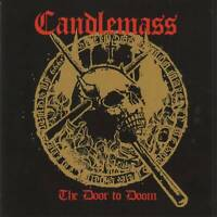 CANDLEMASS - THE DOOR TO DOOM (+3 Bonus)(2019) Swedish Doom Metal CD +FREE GIFT