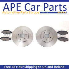 Honda Civic 1.4i Dsi 1.4i/1.8i VTEC 2.0i Type-R 05-12 Rear Brake Discs & Pads