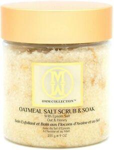 OMM Collection Floral Soaking Bath Salt 9 oz