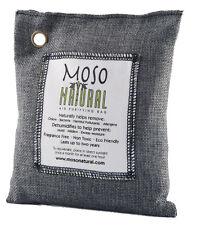 Moso Natural Air Purifying Bags 200g. Car, Closet, Pet Area Odor Eliminator