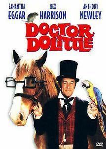 Doctor Dolittle DVD 1967 Rex Harrison Samantha Eggar - AUSTRALIAN REGION 4