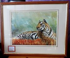Three Original Watercolours by Ken Groves-New