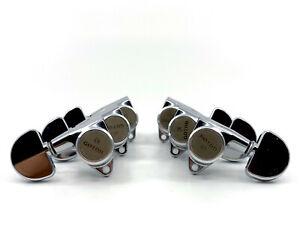 Gotoh SG301-20C-MGT Guitar Locking Tuners 3+3 Chrome