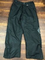 Oakley Black size S Loose Fit Waterproof Snow Ski Snowboard Men's Pants