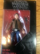 Star Wars The Black Series Han Solo 6-inch-scale Figure #62