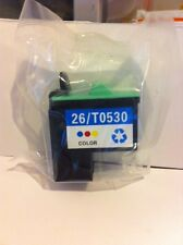 (2) 26/T0530 Remanufacture Ink for Lexmark X75 X1185 X2250 X1150 (151792441302)