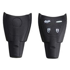 Para Saab 4 botón recambio Control remoto llave inteligente caso Shell para 93 95 9-3 9-5 A03