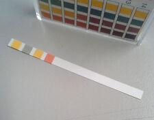 ph Indicator Strips, 100 Strips, Special Range 7-14