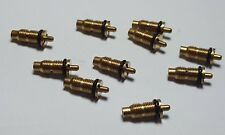 TEN (10) Ronson type B (varaflame) gas filler inlet valves LOW bulk price