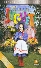 Mundo de Juguete (DVD, 2007, 5-Disc Set) Cut UPC