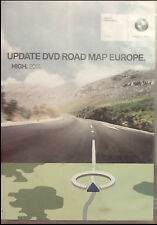 BMW DVD Road Map Europa / EUROPE HIGH  2011   BMW High