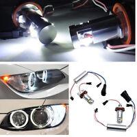 For BMW Angel Eye Halo Ring Light H8 Bulb E92 E93 M3 E90 E60 E70 E71 LED AU