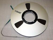 "Tape - BASF  DRP26 Tape  - Metal Reel  10""1/2 - Tape 1/4 in"