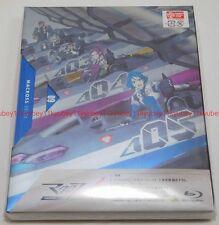 New Macross Delta Vol.9 Limited Edition Blu-ray Booklet Japan English Subtitles