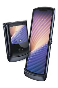 Motorola RAZR (2019) 128GB, 6GB RAM Black EE Mobile Phone - B-Grade