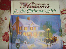 Whispers from Heaven for the Christmas Spirit (2001, Hardcover) book holiday