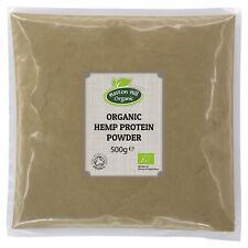 Organique Hemp Protéine Poudre 500 g Certified Organic