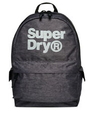 Superdry Blast Montana Rucksack Bag Grey/black Grey