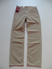Levi's 751 Cord Jeans Hose, W 34 /L 32, beige ! NEU ! coloured Cordhose, RAR !