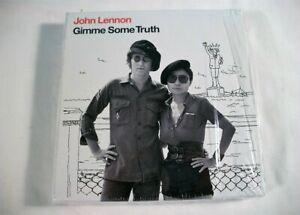John Lennon, Gimme Some Truth 4 CD Box Set, Capitol, 2010