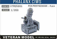 VETERAN 1/350 VTM-35003 PHALANX CIWS (4 pcs in Box)