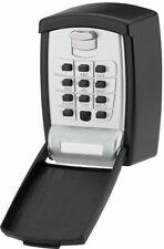 Sentinel PL998 Push Button Wall Mounted Size 1 Key Safe - Black