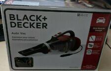 BLACK+DECKER DustBuster Auto BDH1220AV Handheld Vacuum - Bagless