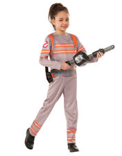 Kids Ghostbusters 2016 Movie Costume M Age 5-7 Height 127-137 cm