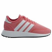 the latest 901a7 20a37 Adidas N-5923 Big Kids AC8542 Chalk Pink White Grey Mesh Athletic Shoes  Size 6