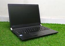 Toshiba Portege A30 Laptop Core i5 6200U 2.40GHz 4GB RAM 256GB SSD Windows 10. P