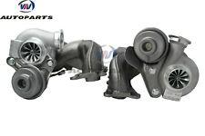 Upgraded TD04-19T Billet Twin Turbochargers for BMW 335i/is/ix 3.0L with N54