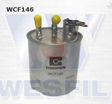 WESFIL DIESEL Fuel Filter WCF146 FOR Nissan Patrol 3.0 GU 2007-2016 Y61 Z712