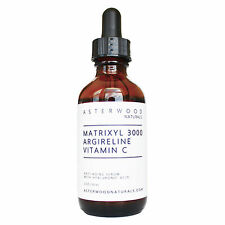 MATRIXYL 3000™ 30% ARGIRELINE™ peptide Vitamin C 20% Serum Hyaluronic Acid 2oz