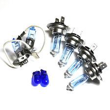 Ford Mondeo MK2 55w Tint Xenon HID High/Low/Fog/Side Headlight Bulbs Set