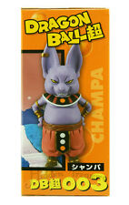 Banpresto Dragonball Z Super WCF Vol.1 God of Destruction Champa Figure 003