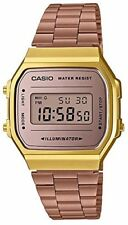 CASIO CASIO Standard A168WECM-5JF Men's Watch 2018 New