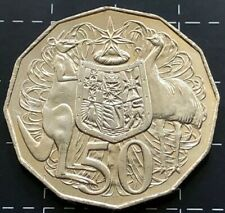 2018 AUSTRALIAN 50 CENT COIN