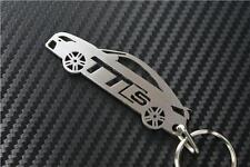 Audi TTS CAR keyring  QUATTRO COUPE TT S LINE CONVERTIBLE RS 2.5 1.8 TFSI 2.0 D