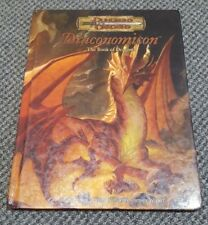 Draconomicon - The Book of Dragons - Dungeons & Dragons D&D 3.0 / 3.5 D20 WOTC