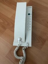 Siedle HT 611-01 W System-Haustelefon Sprechanlage mit ZER 611 weiß