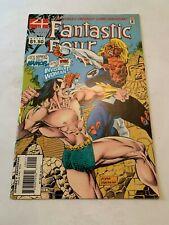 1995 Fantastic Four Vol 1 No 404 Marvel Direct Edition Comic Book